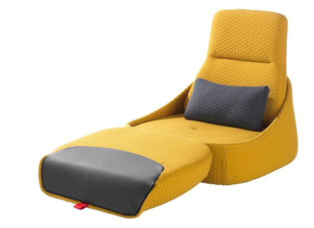 Hosu The Lounge Chair For Workaholics Designagenda