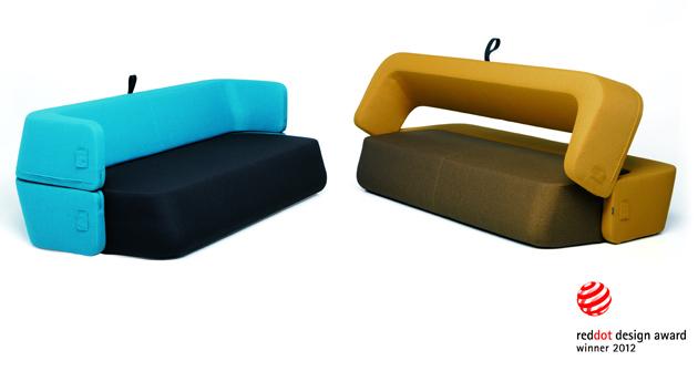 Segment A New Sofa System Of Iconic Design DesignAgenda