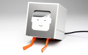 Little-Printer - designed by Berg.