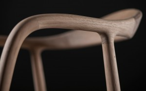 Neva chair (Artisan) by Novak-Mikulic & Ruzic. Photo: Domagoj Kunic.