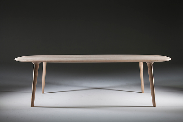 Table Luc (Artisan) by Novak-Mikulic & Ruzic. Photo: D. Kunic.